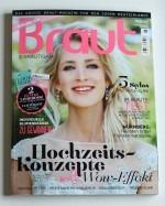 Brautmagazin Cover
