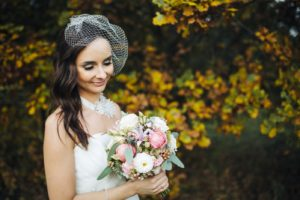 Brautstyling Lydia Gerzen